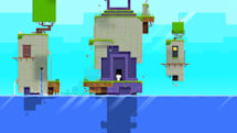 'Fez Pocket Edition' is now available on iOS
