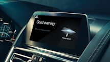 BMW will release its in-car voice-controlled assistant next year