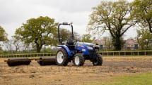 Shropshire farm completes harvest with nothing but robots