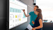 Dell made a 70-inch touchscreen for schools