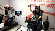 The Mario Kart VR experience is coming to London