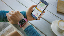 TomTom watches push you to roll back your 'fitness age'