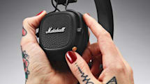 Marshall's latest headphones pack improved audio in a familiar design
