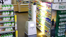 Walmart tests shelf-scanning robots in 50-plus stores