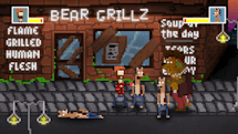 Fist of Awesome punches bears on PC and Mac