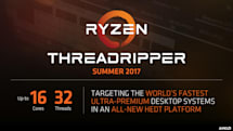 AMD's 16-core 'Threadripper' CPU is built for ultra-high-end PCs