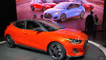 Hyundai's new Veloster will make its debut in 'Forza Motorsport 7'