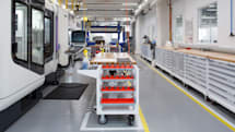 Facebook opens a giant hardware lab to build its future