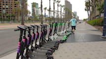 Lyft will provide free scooter rides to critical workers