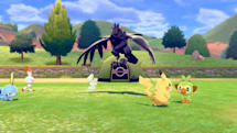 'Pokémon Sword' and 'Shield' offer an excellent but familiar adventure