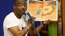 LeVar Burton will read to you live on Twitter starting this week