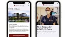 Apple helped Stanford create a COVID-19 screening app for first responders