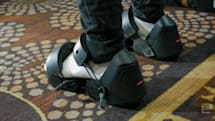 Meet the VR boots that want to make you feel every step