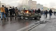 Iran shuts down nearly all internet access in response to fuel protests