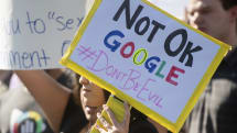 Fired Google employees will file federal labor charges against the company