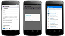Yahoo Mail gets Dropbox file sharing on Android, multi-account support on iOS