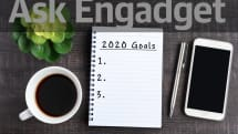 Ask Engadget: What apps can help with my New Year's resolutions?