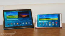 Samsung Galaxy Tab S review: slim design, long battery life, stunning screen