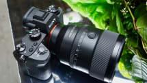 Sony's 135mm f/1.8 G Master full-frame lens is all about bokeh