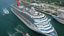 Carnival's cruise ships are getting much faster WiFi