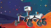Help NASA name its Mars 2020 rover