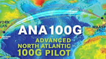First 100 Gbps transatlantic link for researchers begins testing
