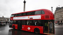 London's getting the world's first all-electric double-decker bus
