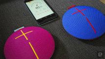 UE's updated Roll speaker brings a volume and range boost