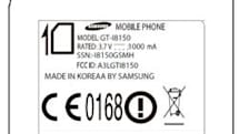 Samsung Galaxy W gets the FCC once over (again), appears ready for AT&T