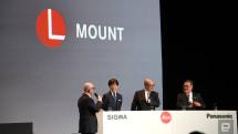 Panasonic, Leica and Sigma unveil the L-Mount mirrorless alliance