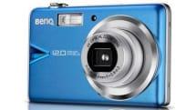 Ben-Q debuts E1260 HDR digicam with 12-megapixels, 720p video
