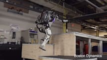 Boston Dynamics' Atlas robot shows upgraded agility in 'Parkour' video