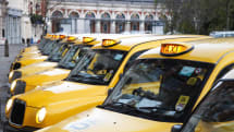 Hailo opens mobile payments to all of London's black cabs