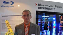 Toshiba makes timid Blu-ray showing at IFA, still believes in other forms of HD distribution