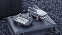 DJI built a drone remote with an HD display