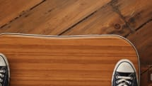 Can a balance board improve the standing desk experience?