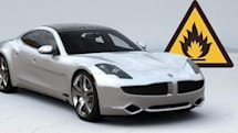Fisker issues second statement about self-combusting Karma