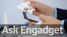 Ask Engadget: Which devices are easiest to sanitize?