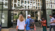 Google searches are showing rival business directories in Europe