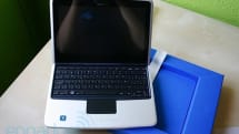 Nokia Booklet 3G running Windows 7 Home Premium unboxed (video)
