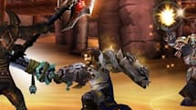 World of Warcraft monkeys with health and heals in Warlords of Draenor