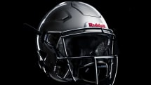This 3D printed football helmet liner promises better protection