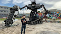 MegaBots calls it quits, puts battle robots on eBay
