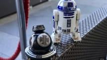 Meet R2-D2 and BB-9E, Sphero's new 'Star Wars' toys