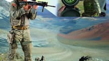 Cubic's COMBATREDI combat simulator takes augmented reality to new, awesome levels