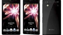 Sharp's Aquos Phone 102SH brings 3D 720p display, 12 megapixel CMOS sensor to Japan
