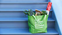 Instacart will provide shoppers with free masks and hand sanitizers