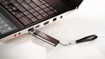 A-DATA's N909 thumb drive taps into eSATA for extra oomph