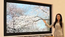 Sharp shows off the world's first Super Hi-Vision 85-inch LCD with 16x more detail than 1080p