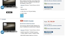 HP Envy, dv8 Quad, Mini 311, and numerous other Windows 7 machines now available to order